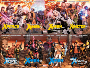 Do they publish enough X-Men books? Marvel sez NEVER.